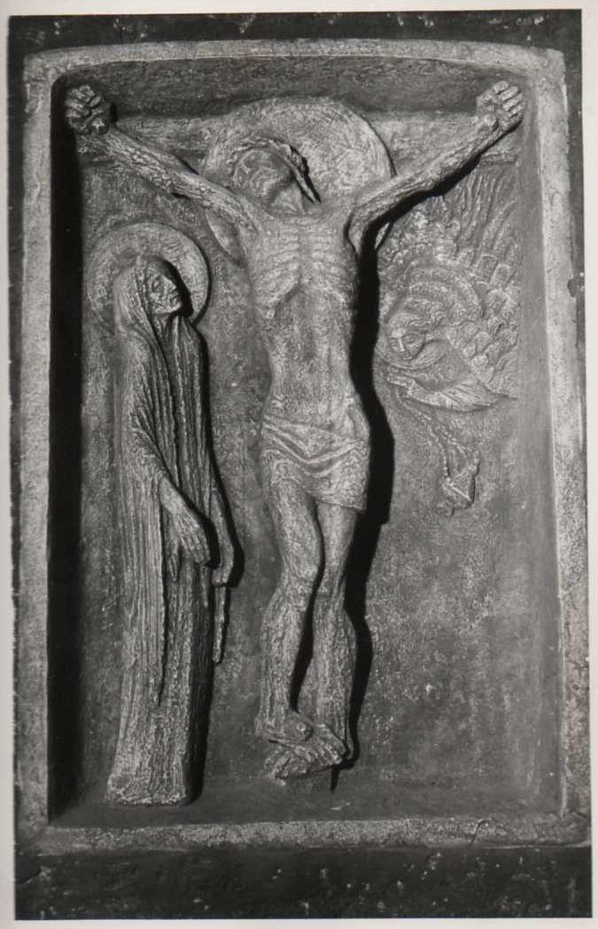 12 chemin de croix mort sur la croix