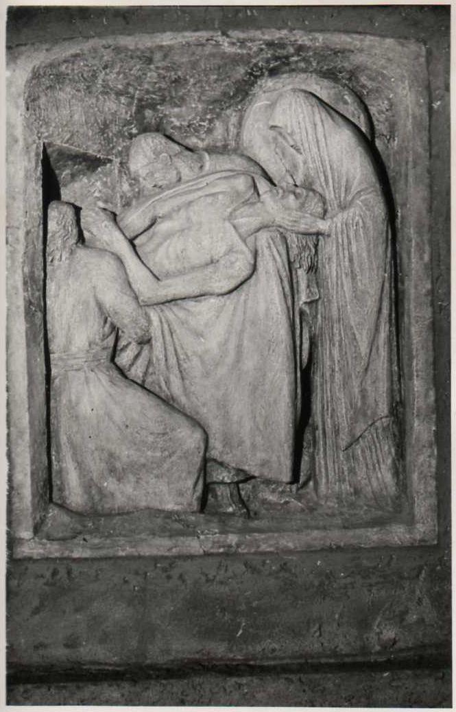 14 chemin de croix mise au tombeau